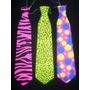 Corbatas Flúo,con Diseños 10 X $ 150 !!
