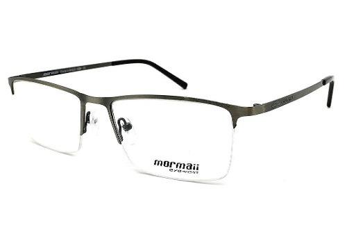4a7f1f957 Armação Oculos Grau Masculino Titânio Mormaii Original - R$ 132,00 em  Mercado Livre