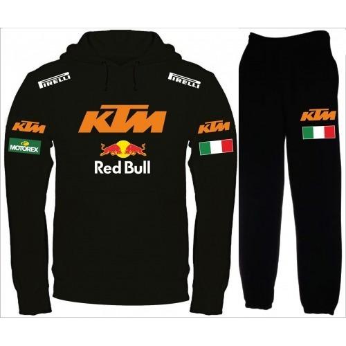 Kit Moletom Canguru Ktm + Calça Motorex Motocross Pirelli - R  119 ... 4b2a72939fd