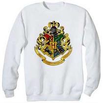 Playeras, Camiseta, Sudadera Hogwarts Harry Potter 100% Nuev