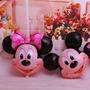 Globos Mickey Y Minnie. Helio.