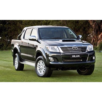 Sucata Toyota Hilux 2014 Srv Para Retirada De Peças
