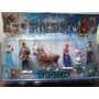 Frozen Disney Blister Con 6 Muñecos Figuras Macisas