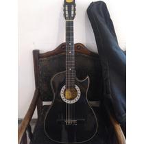 Guitarra Acustica La Madrileña + Forro