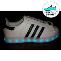 Adidas Superstar Led By Titacniumsport