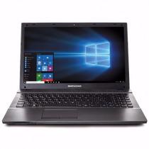 Notebook Bangho Max Intel Dual Core Led 15,6 500gb 4gb Dvd