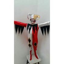 Disfraz Arlequin Joker Batman