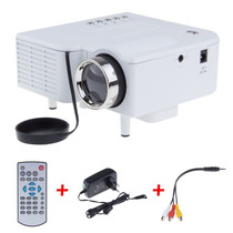 Mini Proyector Led Video Beam Hdmi / Vga / Usb / Sd 48 Lumen