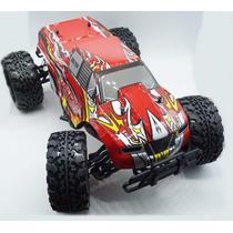 Carro Racing De Controle Remoto Hummer Nitro + Kit Starter