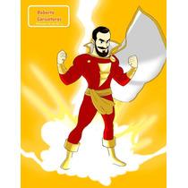 Caricaturista Te Dibujamos Como Super Heroe! Caricaturas!