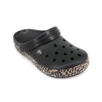 Crocs Crocband Animal Print Leopardo 2016 Deporfan