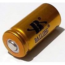 Mini Bateria Recarregável Li-ion 16340 3.7v 1000 A 12000mah