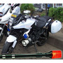 Luz Moto Policial Profesional Estrobo Klr650 Vstrom Kawasaki