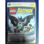 Juego Lego Batman + Pure Original En Caja Xbox 360