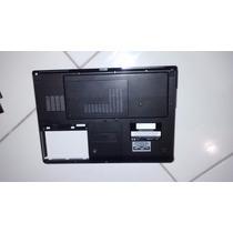 Carcaça Base Inferior Do Notebook Cce Win W55 W98c Wm7 Preta