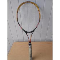 Raqueta Tenis Wilson L3 4 3/8 Largo 70 Cm. Ancho 28 Cm.-n