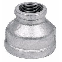 Reducción Campana Galvanizada, Cadnizada Y De Aluminio.