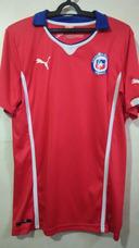 6431de2bc6 ... Modelo Paralelo 2007 2009 · Camisa Seleção Do Chile - Puma 2014