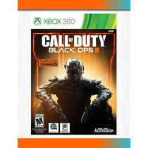 Call Of Duty Black Ops 3 - Juego Xbox 360 Original Fisico