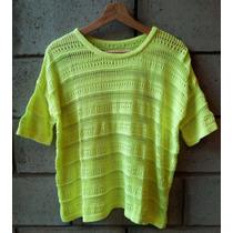 Sweater Calado Directo De Fábrica
