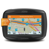 Gps Automotivo Garmin Zumo 395lm Preto Touchscreen 4,3´´ Blu