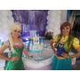 Show De Frozen Fever,descendientes,princesas,avengers!