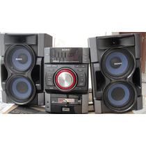 Mini-system,sony P/3 Cds.controle Remoto,semi Novo,na Caixa