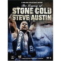 Legado De Stone Cold Steve Austin (3 Dvd Set)
