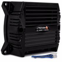 Módulo Stetsom Cl600 Vision 200w Rms 2 Canais Amplificador