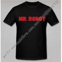 Playera Mister Robot Playera Mr Robot Playeras Mr Robot Vjri
