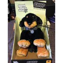 Gta 5 Chop The Dog Plush Stuffed Animal Press Kit Raro
