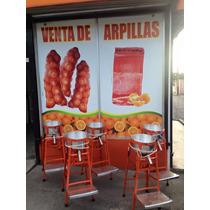 Jugo De Naranjas Y Toronjas Exprimidor Uso Rudo E Industrial