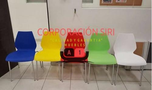 Sillas De Diseño Para Sala Cocina Comedor Y Oficina Decor - S/ 125 ...