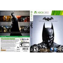 Batman Arkham Origins Br - X360 (mídia Física) Original Nf
