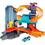 Hot Wheels Pista Taller Del Constructor Límite Envío Gratis