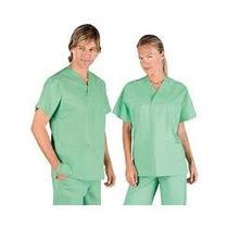 Uniformes Médicos Completo Verde Agua