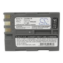 Bateria Enel3e Para Nikon D100 D50 D70 D80 D90 D200 D300