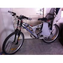 Bicicleta De Aluminio Marca Alubike Modelo Raven