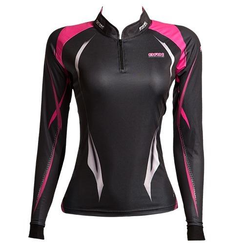 e12e83d43 Camiseta Pesca Feminina Brk Sensitive Com Fps 50+ Tamanho Gg - R  170