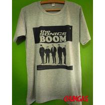 Remera The Sonics / Boom / Chungas