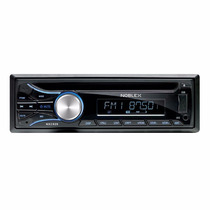 Stereo Auto Noblex Nxc929 45x4 Lcd Cd Usb Sd Aux Cts S/int.