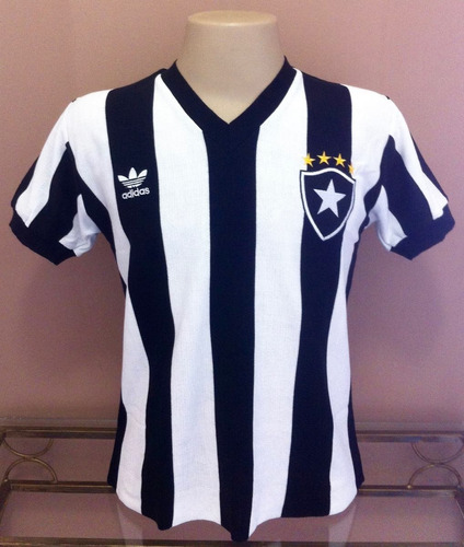 b87f133520 Camisa Retrô Botafogo - Claudioamaral - R  185
