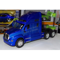 1:32 Kenworth T2000 Tractocamión Azul Welly Display