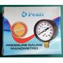 Manometro Para Hidroneumatico 0 - 150 Psi Pearl
