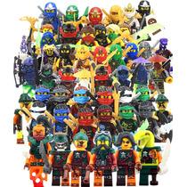 Coleccion Kai Jay Lloyd 49 Figs Ninjago Compatible Con Lego