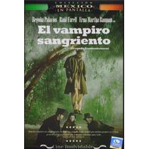 El Vampiro Sangriento 1962 Drama Pelicula Dvd