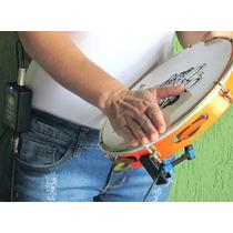 Microfone Percussão, Pandeiro,tantam, Conector P10 Handmades