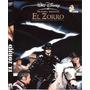 El Zorro Colección De 10 Dvd.