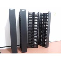 Organizador Vertical Panduit Front/back 22u Cerrado Wmpv45e