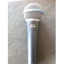 Microfone Shure Beta Sm58a Original